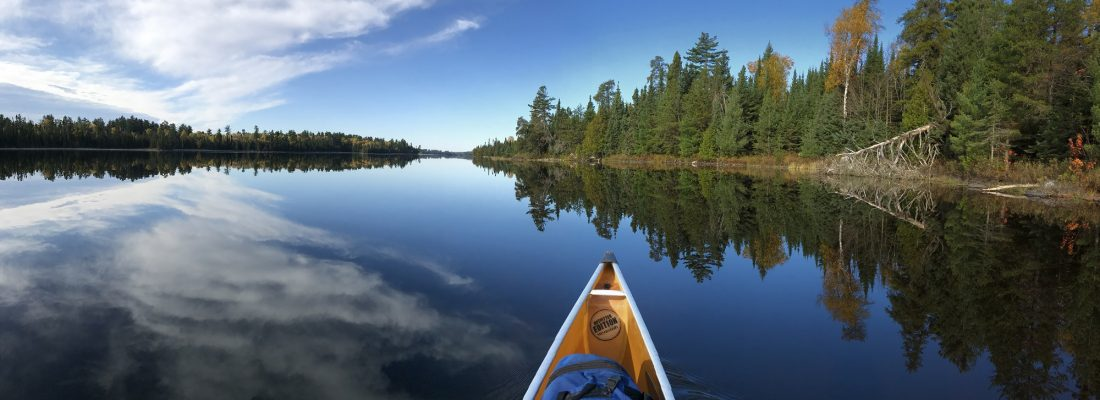 Tanner Lake reflection